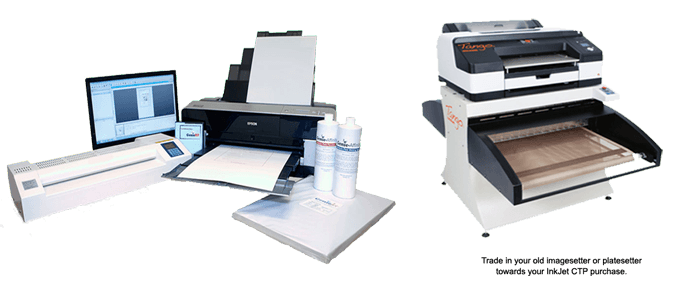 InkJet Plate Systems Printing Supplies Direct